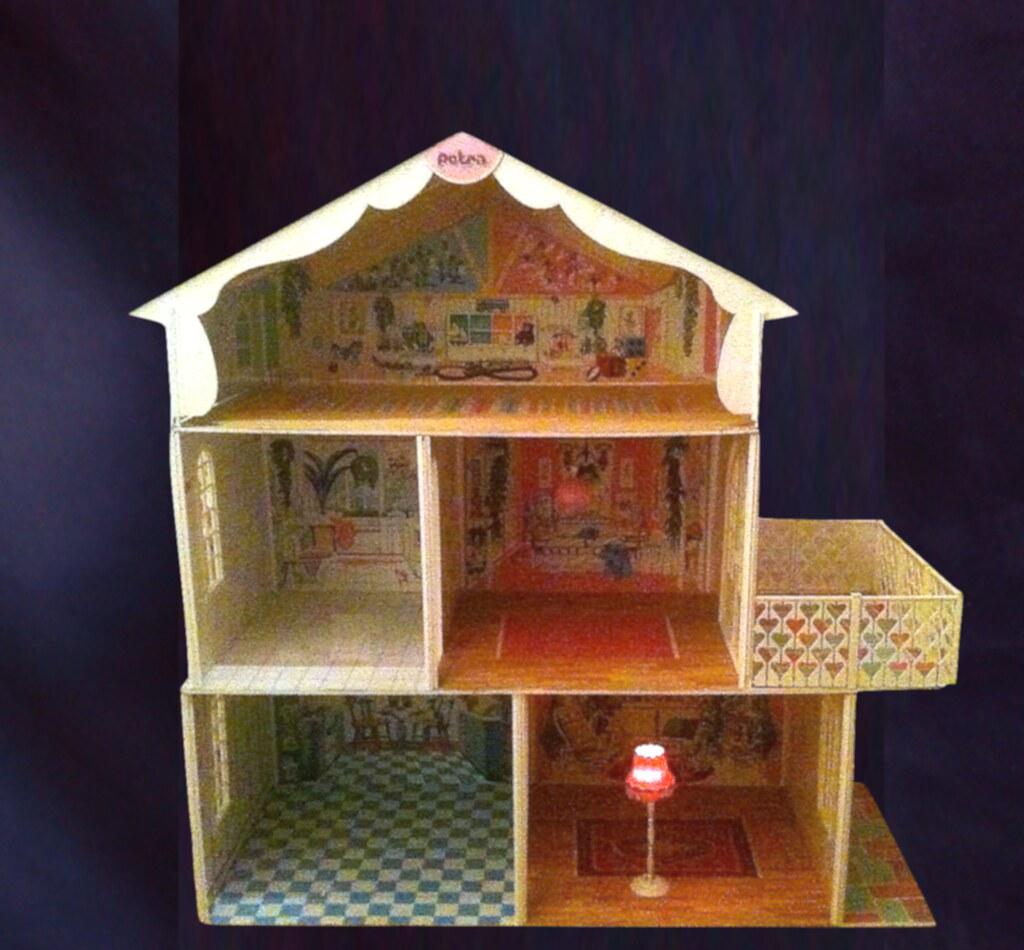 Petra von plasty haus anfang der 80er flickr photo for Barbie wohnzimmer 80er