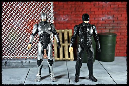 Robocop 1.0 & 3.0