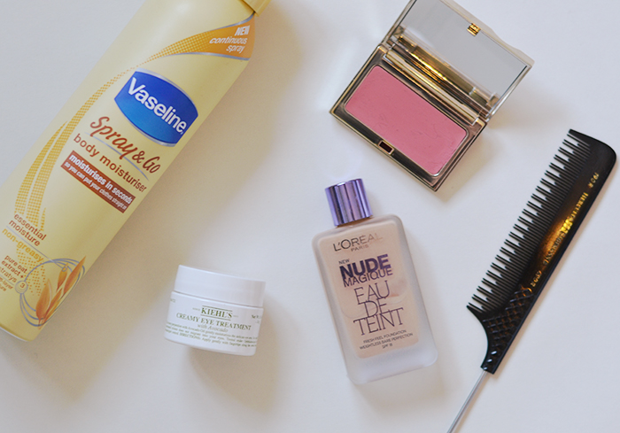 Weekly Beauty Favorites 010