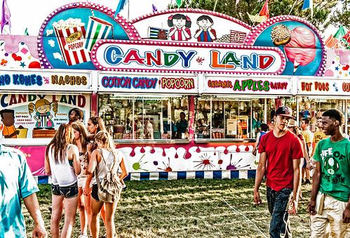 candyland by joeeisner
