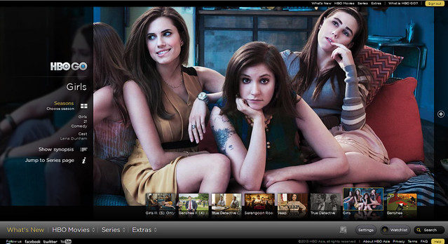 HBO Go - Girls
