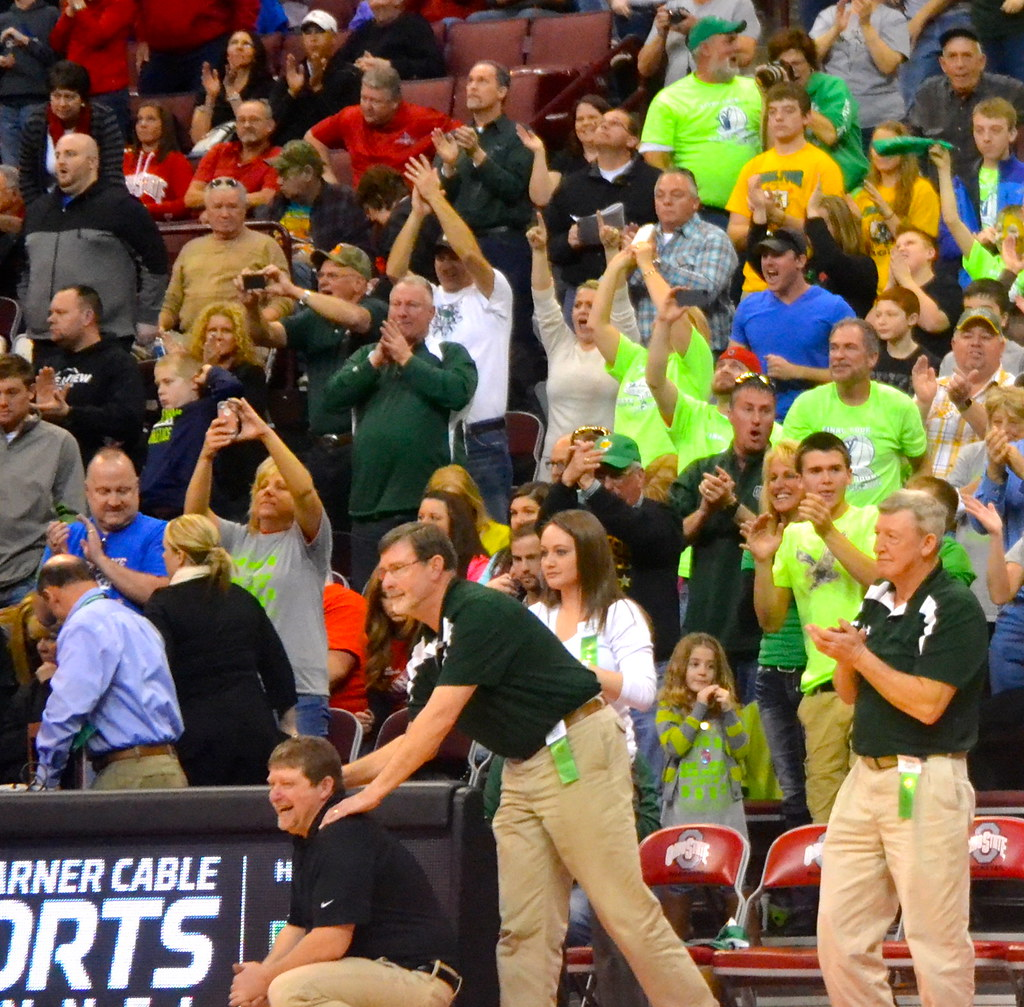 Shots from Eastern's 49-38 State title win over Bishop Rosecrans