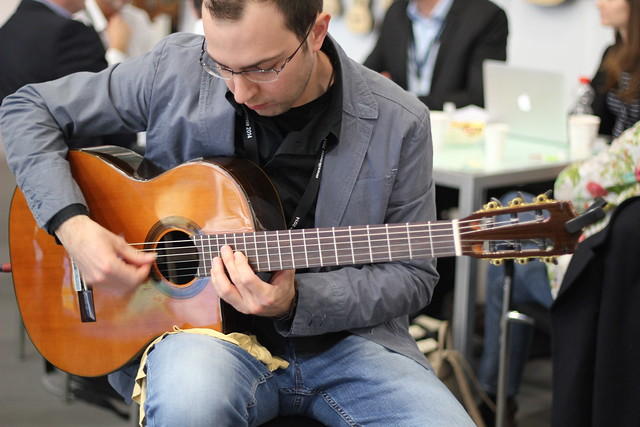 Cordoba - MusikMesse 2014 - The Bruskers