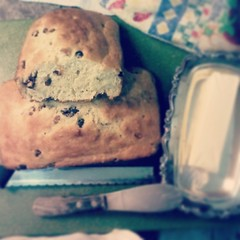 Irish Soda Bread, my Grandmother's recipe!