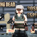 Custom LEGO The Walking Dead: Season 4 | Rosita Espinosa by LegoMatic9
