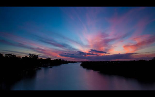 Swan River, Western Australia