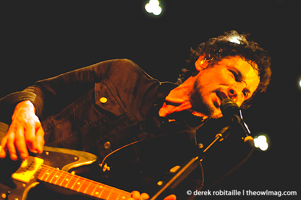 Sam Roberts Band @ Tractor Tavern, Seattle 3/21/14