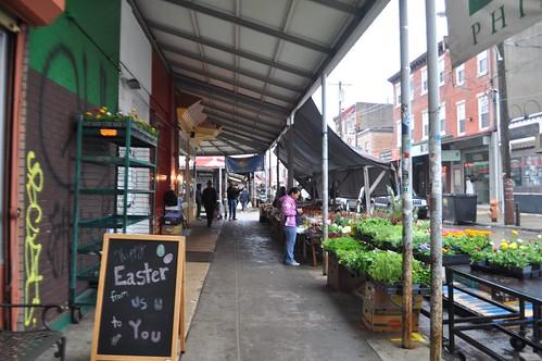 Urban Adventures 9th Street Italian Market Tour, Philadelphia, Pennsylvania, March 29, 2014