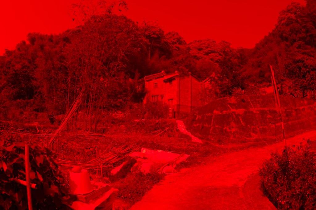Zenitar 2.8/16試鏡,畫面血紅,慎入。(12+6張)