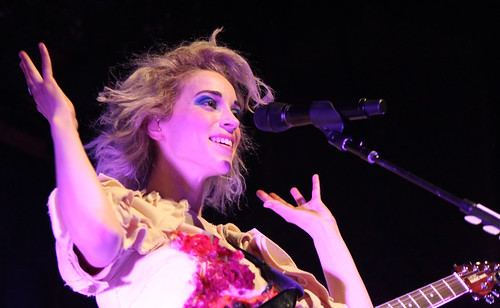 St Vincent smile