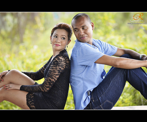 E Session: Alan + Angel