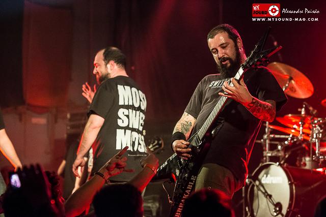 Switchtense, Moita Metal Fest 2014