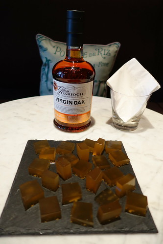 Glen Garioch Virgin Oak Single Malt Whisky-infused Jelly