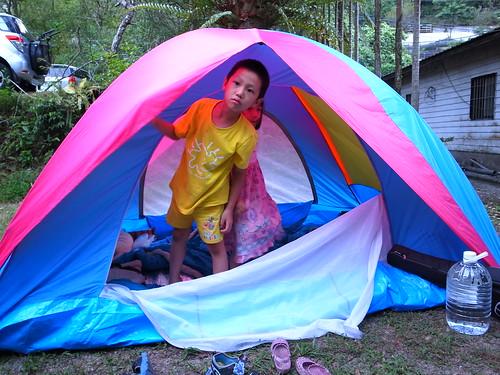【親子露營2】2012.8.11 福山緣露營區