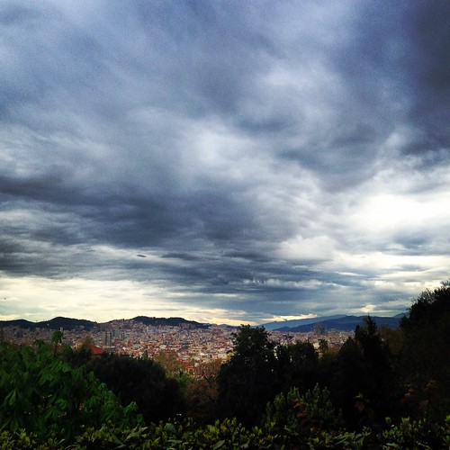 Jardins de Laribal Barcelona