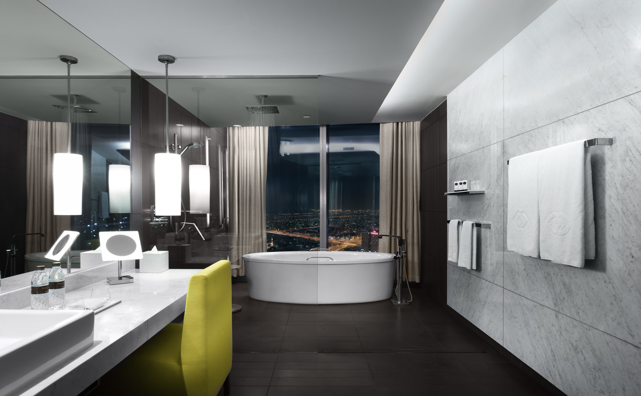 Premium Club Luxury Bathroom
