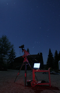 Looking at Betelgeuse