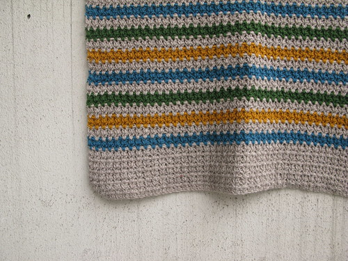 Blanket for a little boy