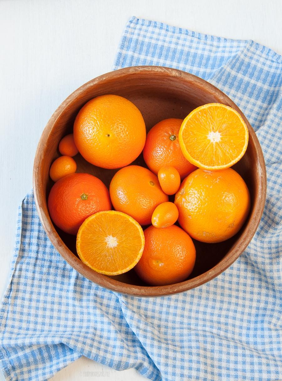 Oranges, mandarines,kumkwats