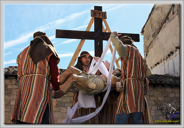 9 Via Crucis Semana Santa en Briviesca