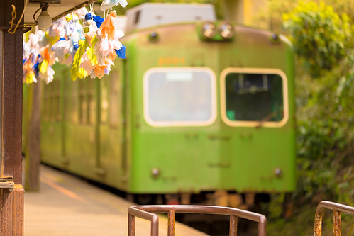 railroad station japan train canon railway 千葉 ローカル線 localline 銚子電鉄 無人駅