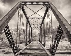 Trestle Bridge over Silver Creek