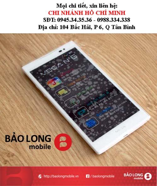 Cảm ứng ở Sky A860 dùng không được mượt mà - xử lý trục trặc này ở đâu tại Sài Gòn