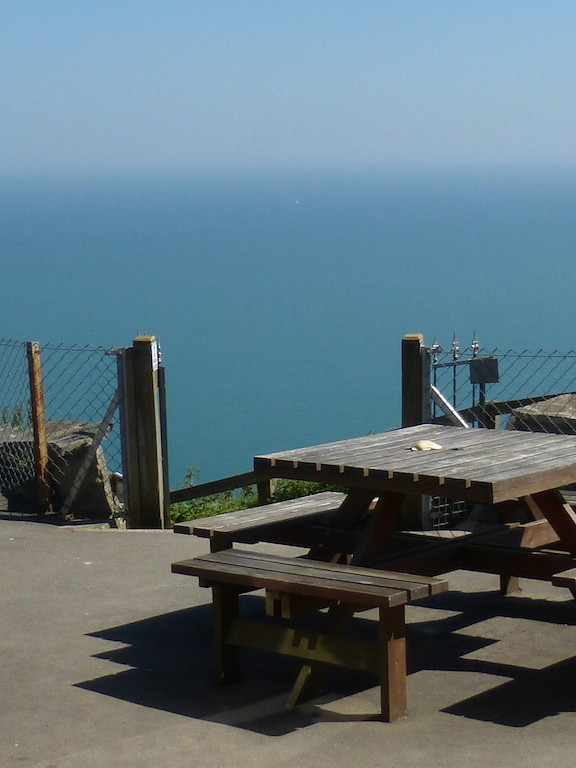 Cliff Top Cafe Folkestone Circular walk