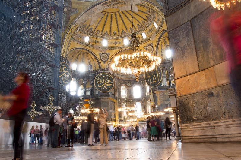 Amazing Hagia Sophia - Istanbul, Turkey