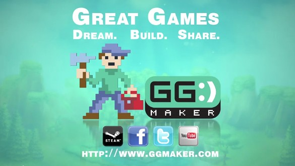 GG Maker Available On Steam, Sports Easy Tools For Making