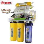 Công nghệ Nano trong lõi lọc số 5 máy lọc nước Sawa