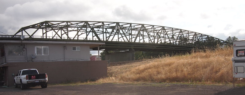 SR-4 Bridge in Longview