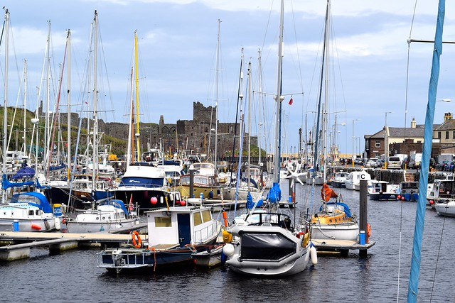 Peel Harbour, Isle of Man