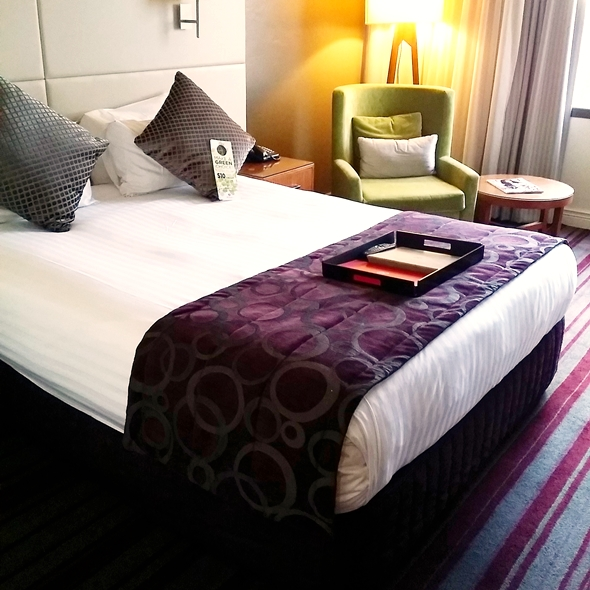 Rydges North Sydney | www.fussfreecooking.com
