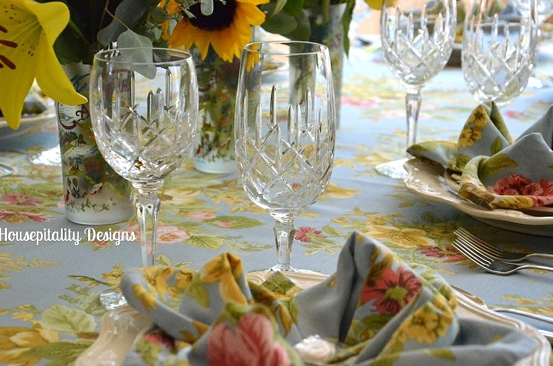 Carolina Tablescape-Housepitality Designs