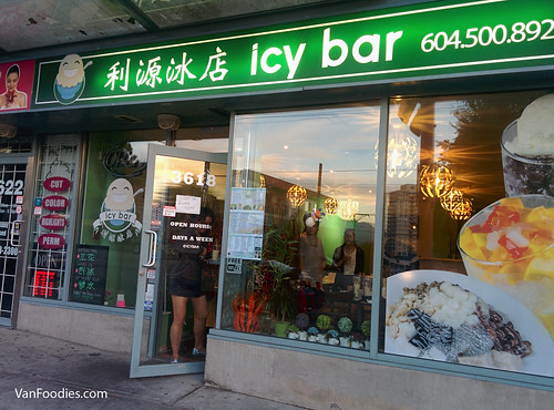 Icy Bar Burnaby