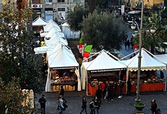Chocolate festival at Piazza Carità in Naples, up to February 14, 2017