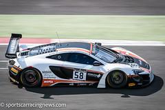 Garage 59 McLaren 650S GT3 Blancpain Endurance Series Silverstone 2016 Sportscar Racing News