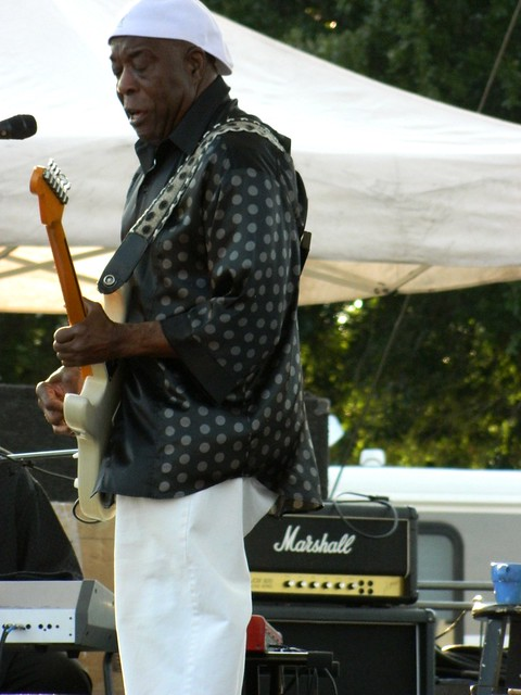One of my favorite artists: Buddy Guy!