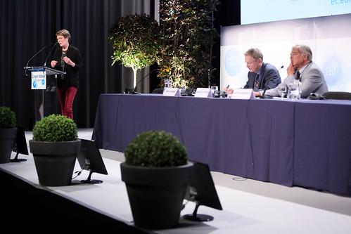 Satu Hassi - Janez Potocnik - Karl Falkenberg