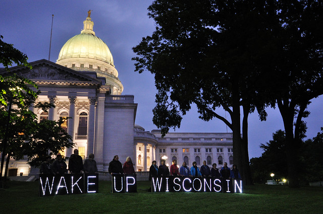 Wake Up Wisconsin