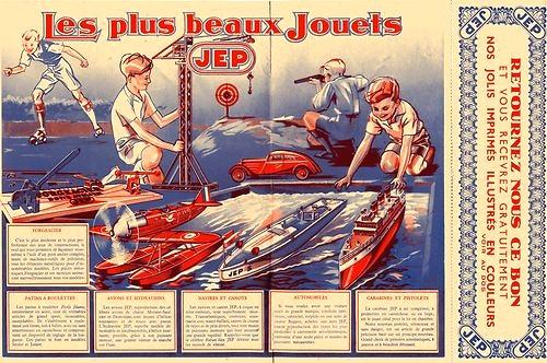 Jouet Bateau Hydravion Canot Tole Publicite Train Voiture tCsQdhr