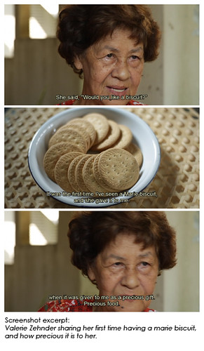 video - marie biscuit