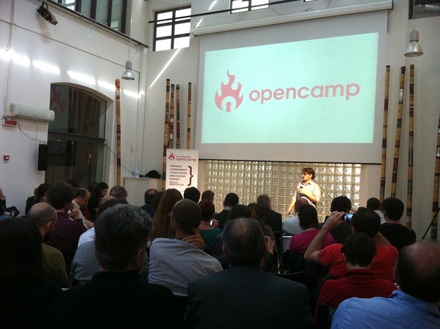 Content from OpenCamp Roma - Cocoon Projects key note and workshop - June 5th 2013