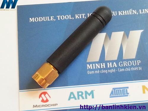 Module Thu Phát RF NRF24L01 2.4GHz + Anten