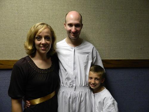 June 9 2013 Cal's Baptism Ruth Lee Cal