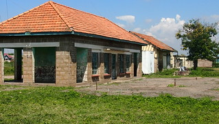 Old Kasese Train Station