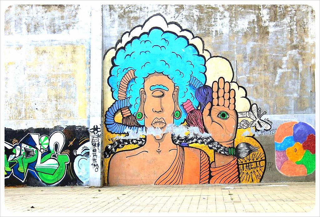 montevideo uruguay street art