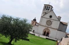 Assisi - cielo aperto