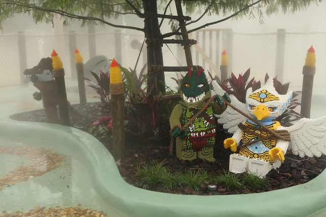 World of Chima at LEGOLAND Florida